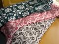 3 Shaker blankets