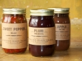 preserves + relishes