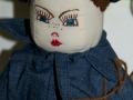 Shaker male doll