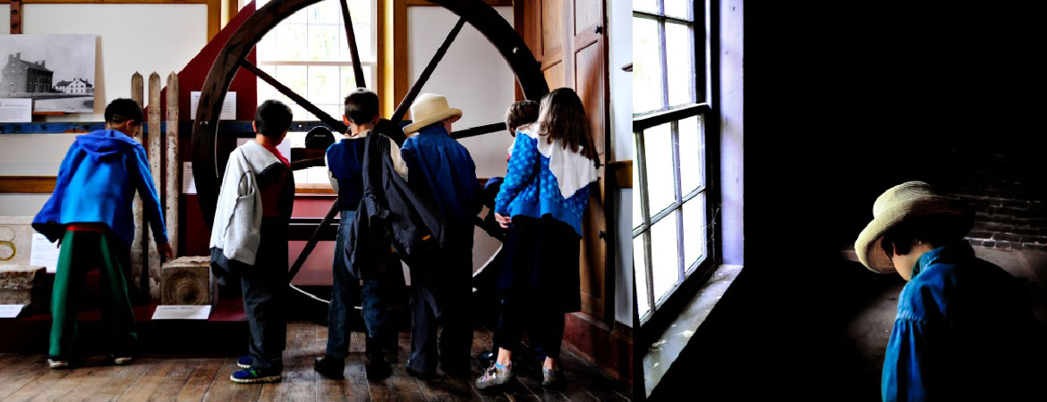 south-union-shaker-village-students